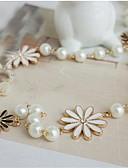 tanie Płaszcz i Trench-Damskie Oświadczenie Naszyjniki - minimalistyczny styl, Moda Złoty Naszyjniki Biżuteria Na