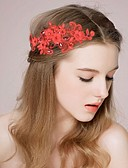 cheap Fashion Headpieces-Women's Vintage Cute Party Acrylic Crystal Hair Clip