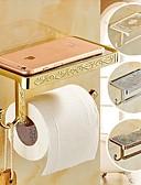 baratos Calcinhas-Jogo de Acessórios para Banheiro Alta qualidade Moderna Liga de Zinco 1conjunto - Banho do hotel