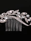 cheap Wedding Dresses-Women's Party / Wedding Crystal / Imitation Pearl Hair Comb / Hair Combs / Hair Combs