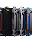 abordables Corbatas y Pajaritas para Hombre-Funda Para iPhone 6s Plus iPhone 6 Plus Apple iPhone 6 Plus Agua / Polvo / prueba del choque Funda de Cuerpo Entero Armadura Dura Metal