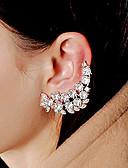 olcso Menyasszonyi ruhák-Női Kristály Beszúrós fülbevalók Függők - Klasszikus Arany Kompatibilitás Parti