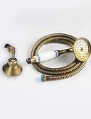 olcso Sportos óra-Antik Kézi zuhanyzó Antik bronz Funkció - Zuhany, Zuhanyfej