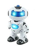 baratos Roupas de Meninos-RC Robot Eletrônica Kids ' / Robô Infravermelho ABS Cantando / Dançando / Caminhada Controlado remotamente / Cantando / Dançando
