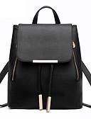 cheap Luxury Watches-Women's Bags PU(Polyurethane) Backpack Rivet / Buttons Light Green / Watermelon / Lavender