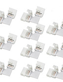 abordables Vestidos de Mujer-KWB 10pcs 12*6.5*1 cm Accesorio de iluminación Conector eléctrico
