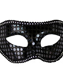 abordables Cinturones a la Moda-1pc máscara mascarada ms de color al azar del partido del traje