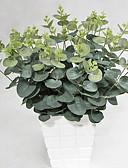 olcso Menyasszonyi fátyol-Művirágok 1 Ág Rusztikus Stílus Növények Asztali virág