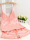 رخيصةأون لانجري نسائي-مثير مثير جداً ملابس نوم للمرأة سادة