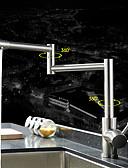 abordables Regalos Prácticos-Grifería de Cocina - Moderno Modern Acero Inoxidable Pot Filler Boquilla estándar Lavabo