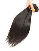 cheap Men's Jackets & Coats-3 Bundles Brazilian Hair Straight Virgin Human Hair Natural Color Hair Weaves Human Hair Weaves Human Hair Extensions