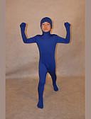 povoljno Ručni satovi-Ninja Zentai odijela Odijelo za kožu Dječji Dječaci Festival / Praznik Lycra Karneval kostime Jednobojni