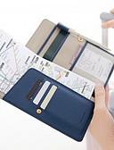 お買い得  メンズ下着&ソックス-旅行用ウォレット パスポート&IDホルダー 防水 携帯用 防塵 小物収納用バッグ のために ソリッド