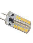 voordelige Damestruien-4W 350-380lm GY6.35 2-pins LED-lampen T 48 LED-kralen SMD 2835 Decoratief Warm wit 12V