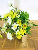 olcso Férfi pólók-Művirágok 1 Ág Rusztikus Stílus Százszorszépek Asztali virág