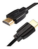 abordables Vestidos de Mujeres-HDMI 2.0 HDMI 2.0 to HDMI 2.0 4K*2K 2,0 m (6.5 pies) 10 Gbps