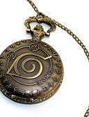 tanie Sukienki-Zegar / zegarek Zainspirowany przez Naruto Naruto Uzumaki Anime Akcesoria do Cosplay Stop Kostiumy na Halloween