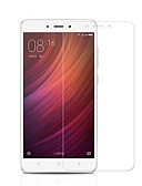 abordables Adhesivos y Etiquetas-Protector de pantalla para XIAOMI Xiaomi Redmi Note 4 Vidrio Templado 1 pieza Protector de Pantalla Frontal Alta definición (HD) / Dureza 9H