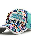 abordables Sombreros de mujer-Unisex Algodón Gorra de Béisbol / Sombrero para el sol Retazos