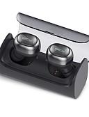 baratos Relógios da Moda-QCY Q29 Sem Fio Fones Plástico Condução Fone de ouvido Com caixa de cobrança / Com Microfone Fone de ouvido