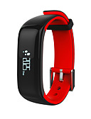 cheap Sport Watches-YYP1 Smart Bracelet Smartwatch Android iOS Bluetooth GPS Sports Waterproof Blood Pressure Measurement Touch Screen Timer Stopwatch Activity Tracker Sleep Tracker Find My Device / Calories Burned