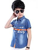 cheap Evening Dresses-Boy Daily Color Block Hoodie & Sweatshirt