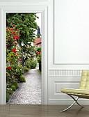 ieftine Ceasuri La Modă-Peisaj Perete Postituri 3D Acțibilduri de Perete Autocolante de Perete Decorative, Vinil Pagina de decorare de perete Decal Perete
