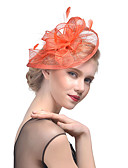cheap Women's Headpieces-Women's Mesh / Fashion / Elegant Acrylic Hair Clip - Solid Colored