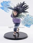 preiswerte Kleider für Junior-Brautjungfern-Anime Action-Figuren Inspiriert von Naruto Hinata Hyuga PVC CM Modell Spielzeug Puppe Spielzeug