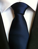cheap Men's Ties & Bow Ties-Men's Work / Casual / Stripes Necktie - Striped