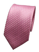 cheap Men's Ties & Bow Ties-Men's Party / Work Necktie - Jacquard