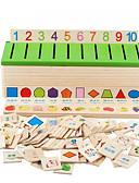 olcso Koszorúslány ruhák-Feljlesztő kártyajátékok / Matematikai játékok / Fejlesztő játék 1pcs Klasszikus Fiú Ajándék