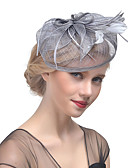 cheap Fashion Headpieces-Women's Hat Fabric Hair Clip