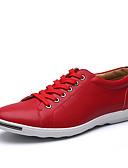 olcso Férfi fürdőnadrág-Férfi Fashion Boots Mikroszálas Tavasz / Ősz Kényelmes / Divatos csizmák Tornacipők Sárga / Piros / Kék / Esküvő / Party és Estélyi