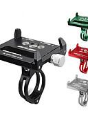 abordables Corbatas y Pajaritas para Hombre-Ciclismo / Bicicleta Teléfono Móvil Aleación de aluminio Negro Plata Rojo Verde
