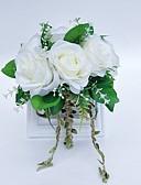 """povoljno Haljine za djevojčice-Cvijeće za vjenčanje Buketi Vjenčanje Til / Poliester 9.84 """"(Approx.25cm)"""