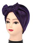 cheap Mother of the Bride Dresses-Women's Hat Cotton Floppy Hat - Patchwork Mixed Color