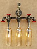 halpa Miesten paidat-LED / Vintage / Kantri Seinävalaisimet Metalli Wall Light 220-240V 3W