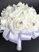 """baratos Véus de Noiva-Bouquets de Noiva Buquês Casamento Espuma 7.87""""(Aprox.20cm)"""