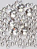 olcso Örömanya ruhák-14400 pcs Körömékszerek köröm művészet manikűr Pedikűr Napi Divat / Köröm ékszer