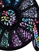 cheap Bridesmaid Dresses-holographic-marquise-3d-nail-decoration-holo-laser-horse-eye-studs-rhinestonediy-manicure-nail-art-decoration-in-wheel