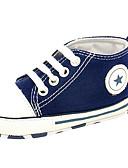 abordables Corbatas y Pajaritas para Hombre-Chica Zapatos Tela Primavera / Verano Confort / Primeros Pasos Zapatos de taco bajo y Slip-On Paseo Con Cordón para Verde / Rosa / Azul