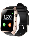 cheap Sport Watches-GT88 Smartwatch Android iOS Bluetooth Sports Waterproof Heart Rate Monitor Touch Screen Calories Burned Activity Tracker Sleep Tracker Sedentary Reminder Alarm Clock / 32MB / Camera / Pedometers