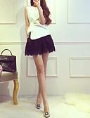 preiswerte Damen zweiteilige Anzüge-Damen T-shirt - Solide Hose