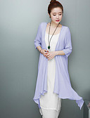 cheap Fashion Scarves-Women's Classic & Timeless Swing Dress - Solid Colored, Artistic Style