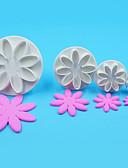 baratos Quartz-Ferramentas bakeware Plásticos Uso Diário Moldes de bolos 1conjunto