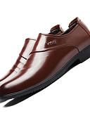 baratos Gravatas e Gravatas Borboleta-Homens Sapatos formais TPU Outono / Inverno Sapatos De Casamento Preto / Café