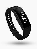 baratos Vestidos Longos-Relógio inteligente V07 para Android iOS Bluetooth Esportivo Impermeável Monitor de Batimento Cardíaco Medição de Pressão Sanguínea Tela de toque Monitor de Sono Encontre Meu Aparelho / 64MB / Câmera