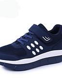 olcso Divatos sapkák-Uniszex Cipő Tüll Tavasz / Ősz Kényelmes Sportcipők Futócipő Talp Kerek orrú Fűző Szürke / Kék / Burgundi vörös