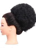 baratos Roupas Íntimas e Meias Masculinas-Pele de cabelo Sintético Diário Clássico Castanho Médio médio Auburn Medium Brown / Dark Auburn